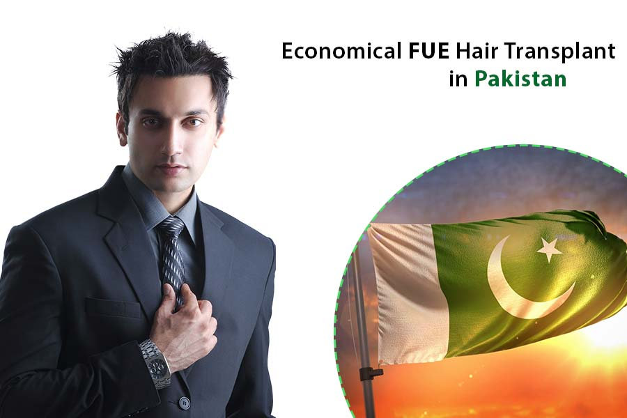 Economical hair transplant in pakistan