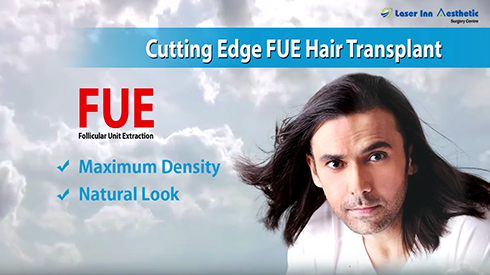 FUE Hair Transplant Cover